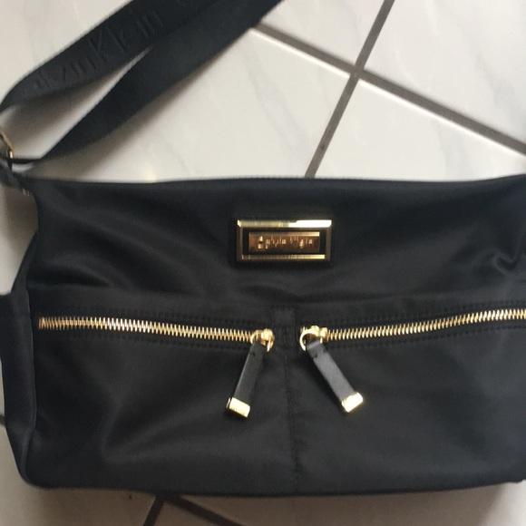 e42138b86a5 Calvin Klein Bags | Nylon Handbag | Poshmark